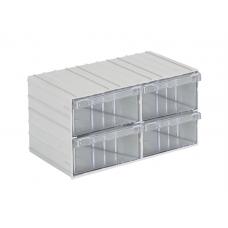 Plastik Çekmeceli Kutu 120-4